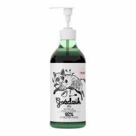 YOPE Naturalne mydło do rąk GOŹDZIK