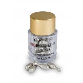 LEIM BIOBOTULINA - kapsułki redukujące zmarszczki mimiczne
