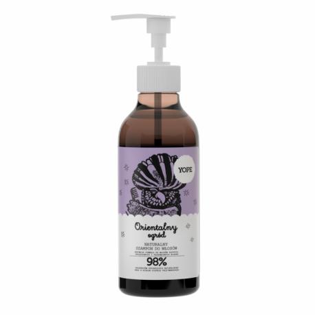 YOPE szampon do włosów ŚWIEŻA TRAWA