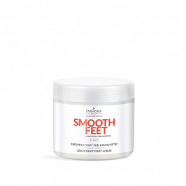 FARMONA SMOOTH FEET Grejpfrutowy peeling do stóp