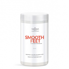 FARMONA SMOOTH FEET Grejpfrutowa sól do stóp