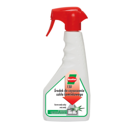 SOTIN 120 środek do czyszczenia szkła kominkowego