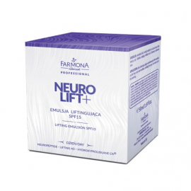 FARMONA PROFESSIONAL NEUROLIFT Emulsja liftingująca SPF15 50ml