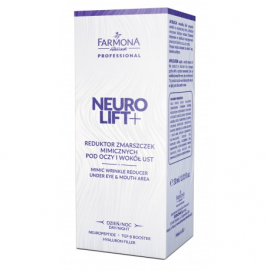 FARMONA NEUROLIFT Reduktor zmarszczek mimicznych pod oczy i wokól ust 30ml