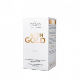 FARMONA PROFESSIONAL RETIN GOLD Liftingujący krem pod oczy 50 ml