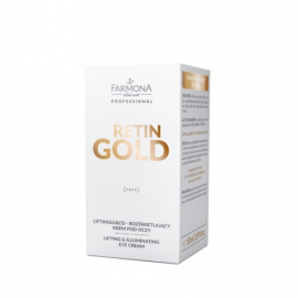 FARMONA PROFESSIONAL RETIN GOLD Liftingujący krem pod oczy 50 ml