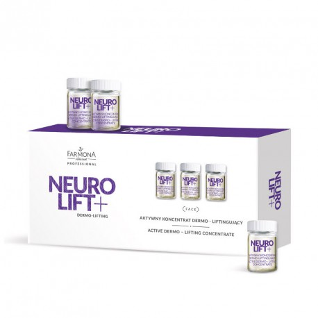 FARMONA PROFESSIONAL NEUROLIFT Aktywny koncentrat dermo-liftingujący 10x5ml