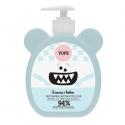 YOPE Naturalne antybakteryjne mydło do rąk dla dzieci