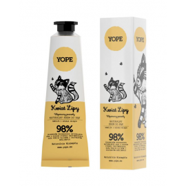 YOPE naturalny balsam do rąk LIPA
