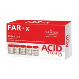 FARMONA ACID TECH FAR-x zabieg silnie liftingujący  5x5ml