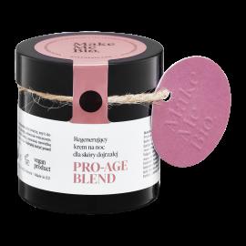 Make Me BIO  Anti-aging night  -  krem przeciwzmarszczkowy na noc