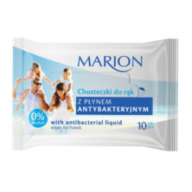 MARION Chusteczki antybakteryjne