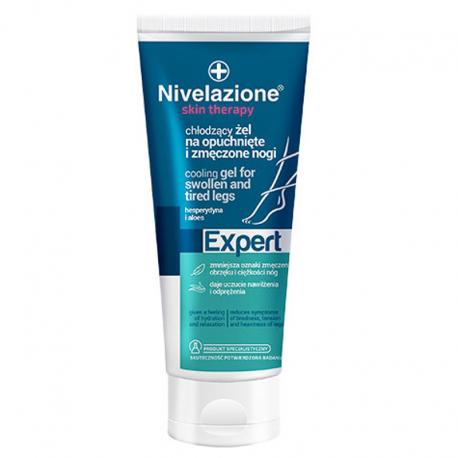 FARMONA NIVELAZIONE Skin Therapy Expert Chłodzący żel na opuchnięte i zmęczone nogi z kasztanowcem, arniką i hesperydyną