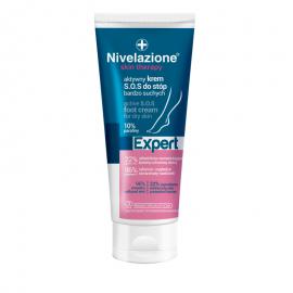 NIVELAZIONE Skin Therapy Aktywny krem S.O.S do stóp bardzo suchych