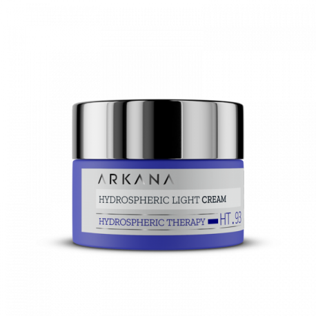 ARKANA Hydrospheric Light Cream - krem nawilżający