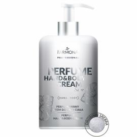 FARMONA Perfume Hand&Body Cream Silver 300ml - perfumowany krem do rąk