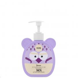 YOPE Naturalne mydło do rąk dla dzieci JAŚMIN