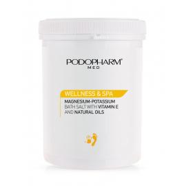PODOPHARM WELLNES&SPA Magnezowo-potasowa sól kąpielowa