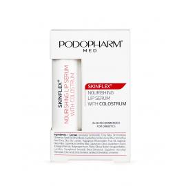 PODOPHARM SKINFLEX® Odżywcze serum do ust z colostrum