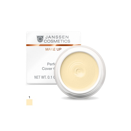 Janssen - Perfect Cover Cream - Korektor