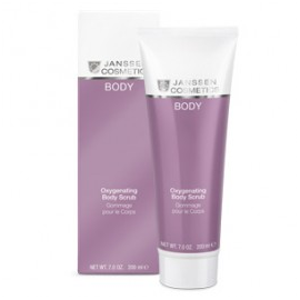 JANSSEN BODY Oxygenating Body Scrub - dotleniający peeling do ciała