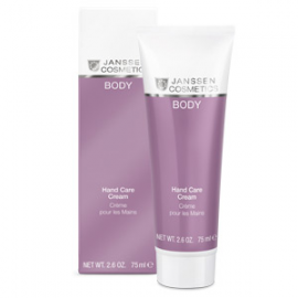 JANSSEN  BODY Hand Care Cream - regenerujący krem do rąk