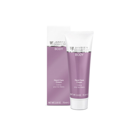 JANSSEN COSMETICS  BODY Hand Care Cream - regenerujący krem do rąk