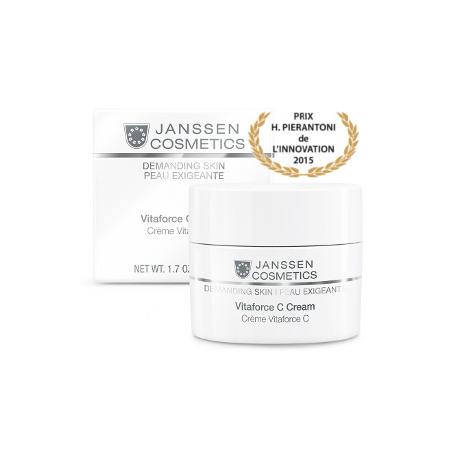 JANSSEN DEMANDING SKIN Vitaforce C Cream - krem z witaminą C