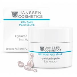JANSSEN DRY SKIN Hyaluron Impulse - Kapsułki nawilżające