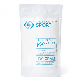 GENACTIV SPORT - Immuno Colostrum EQ