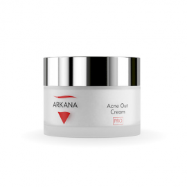 ARKANA Acne Out Cream - krem matujący