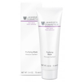 JANSSEN OILY SKIN Purifying Mask - Maska do cery tłustej