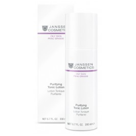 JANSSEN OILY SKIN Purifying Tonic Lotion - Bezalkoholowy tonik