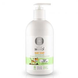 Little Siberica - Mydło w płynie dla dzieci z ekstraktem z brzozy
