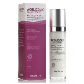 SESDERMA ACGLICOLIC CLASSIC FORTE krem-żel 10% kwasu glikolowego