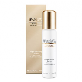 JANSSEN MATURE SKIN NIGHT RECOVERY SERUM na noc
