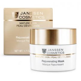 JANSSEN MATURE SKIN REJUVENATING MASK maska regenerująca