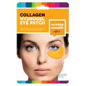 BEAUTY FACE  - przeciwzmarszczkowe kolagenowe płatki pod oczy ze złotem
