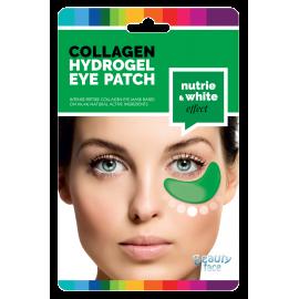 BEAUTY FACE -  rozjaśniające kolagenowe płatki pod oczy