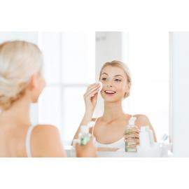 demakijaż i oczyszczanie